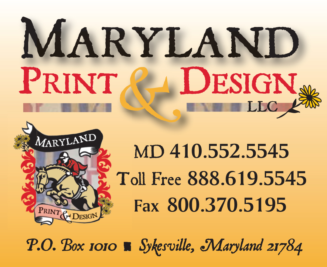 Graphic Design, Marketing and Printing - Sykesville, Maryland